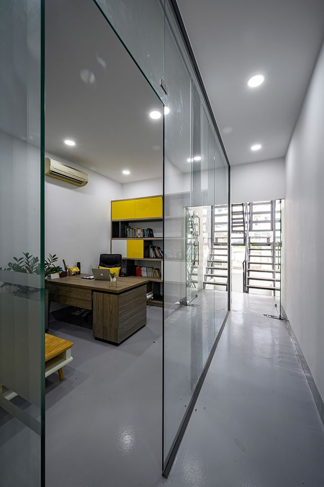 OFFICE AND HOUSE