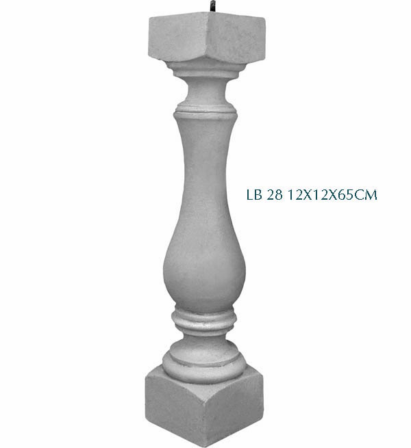 luc binh lb 28 12x12x65cm