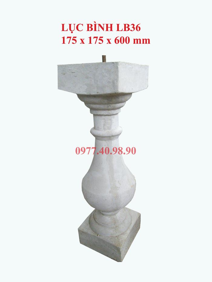 luc binh lb36 17,5x17,5x60cm