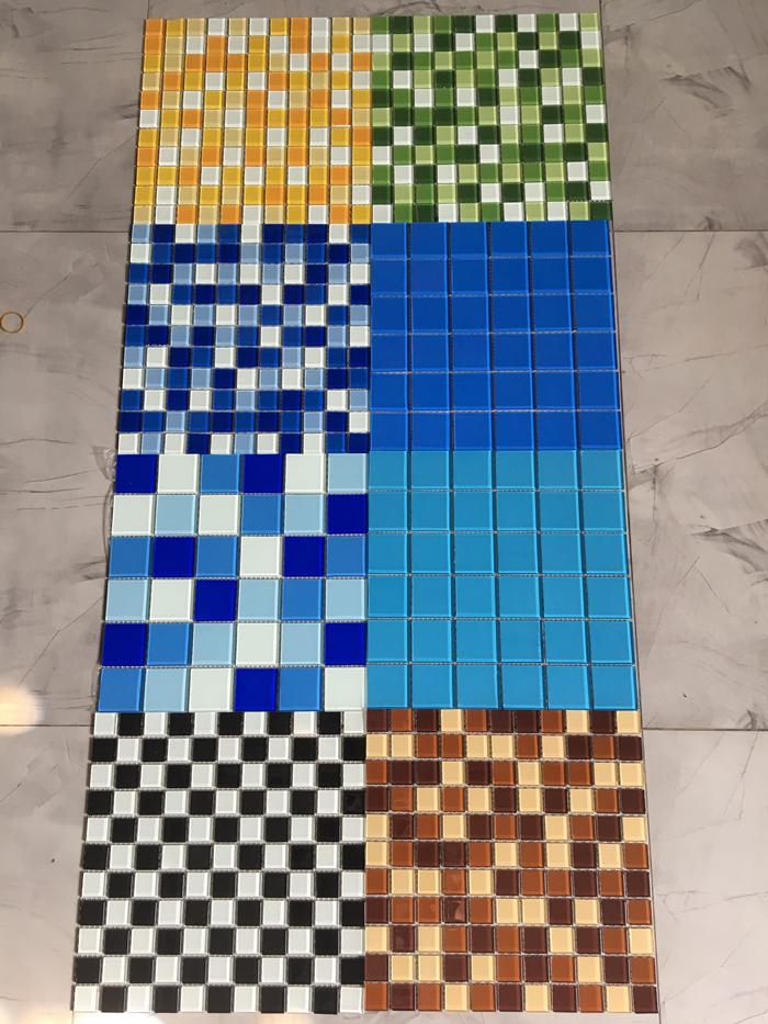 mau gach mosaic